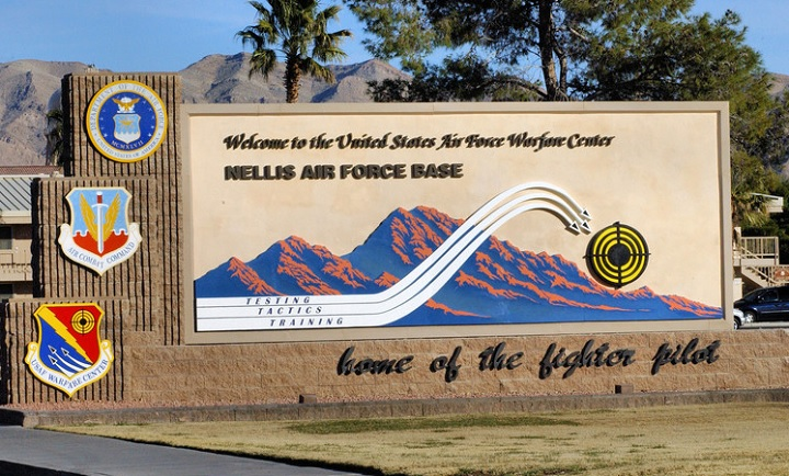 Nellis AFB was quite the site for Civil Air Patrol Child Molestation