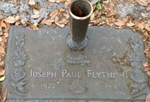 Joseph Paul Flythe, II