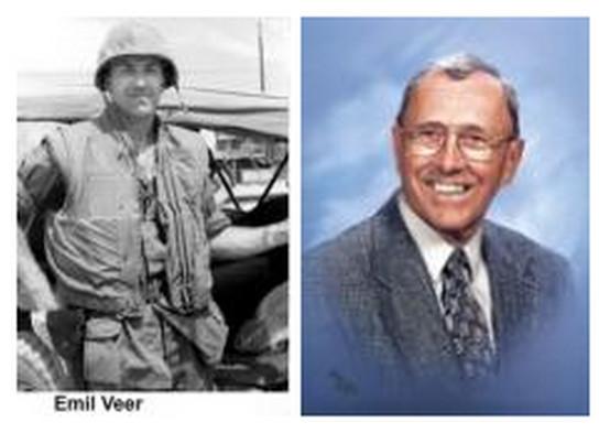 Emil Veer, Chuck Thomas