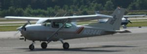 N9344L, New York Wing, Civil Air Patrol, Cessna 172P