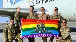 Civil Air Patrol Allows Homosexuals