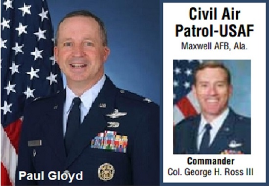 CAP-USAF Commander Forced Out