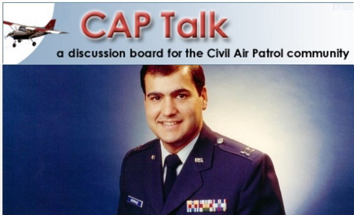 Civil Air Patrol's tell-all CAP Talk Forum irritates some members.