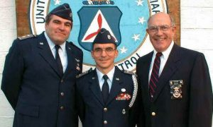 Lt Col Tom Kettell and Friends