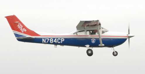 Civil Air Patrol Cessna 182T, N784CP