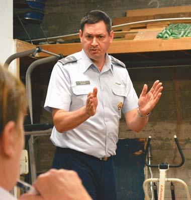 CAP Col Brian L. Bishop