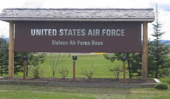 Eielson Air Force Base