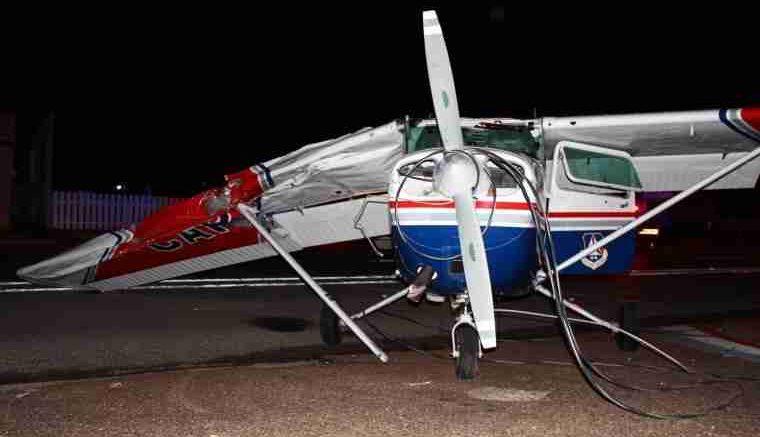 Conroe Texas Civil Air Patrol Cessna Crash