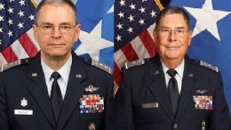 CAP Maj Gen Joseph Vazquez, CAP Brig Gen Larry Myrick