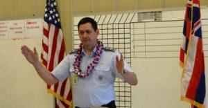 CAP Col Brian L. Bishop, Pacific Region Commander