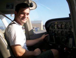 CAP Captain David Greenberg, New York Wing