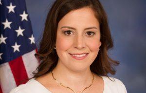 U.S. Rep. Elise Stefanik