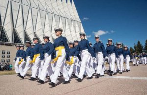 Air Force Academy Cadets