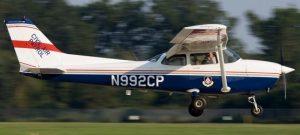 Civil Air Patrol Cessna 172R, N992CP