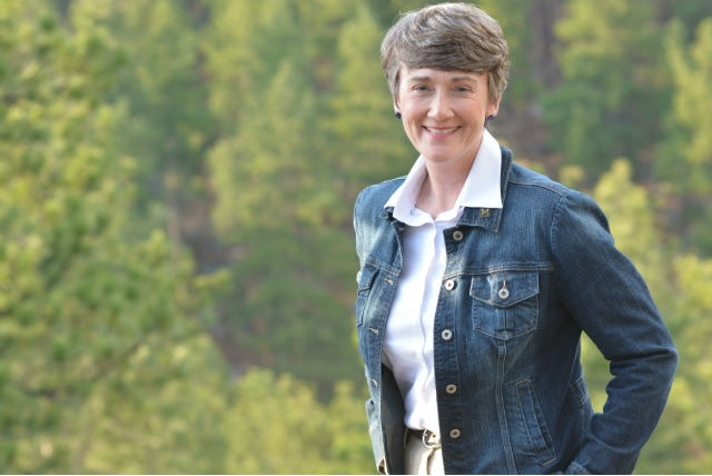 Air Force Secretary Heather Wilson has many Air Force problems
