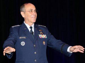 Maj Gen Mark Smith, CAP has nothing up his sleeves