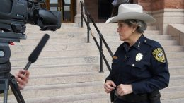 Former Civil Air Patrol BOG member is out as Stetson Totin' Bexar Co. Sheriff