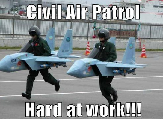 Civil Air Patrol Meme
