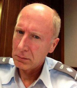 CAP Lt Col Ned Lee