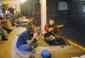 Civil Air Patrol Weapons Training in the 21st century