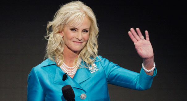 Cindy McCain was a pilot and a Civil Air Patrol unit commander