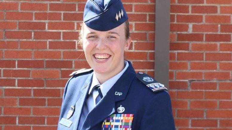 Cadet Col Holly Fieglein