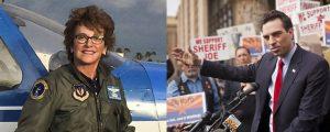 AZ CD1 Candidates Wendy Rogers Steve Smith