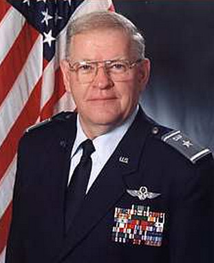 Richard L. Bowling, Maj Gen, National Commander