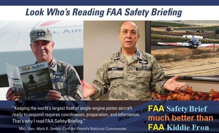 Civil Air Patrol Memes Safety Briefing