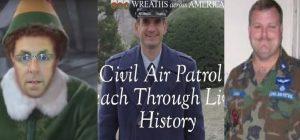 Civil Air Patrol's Jeff O'Hara fears neither Frank Blazich nor the Cotton-headed Ninness-Muggins