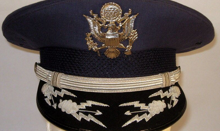 Opinions of current administration vary among Officer, Enlisted and CAP.