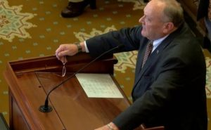 Civil Air Patrol's Terry C. Burton resigns