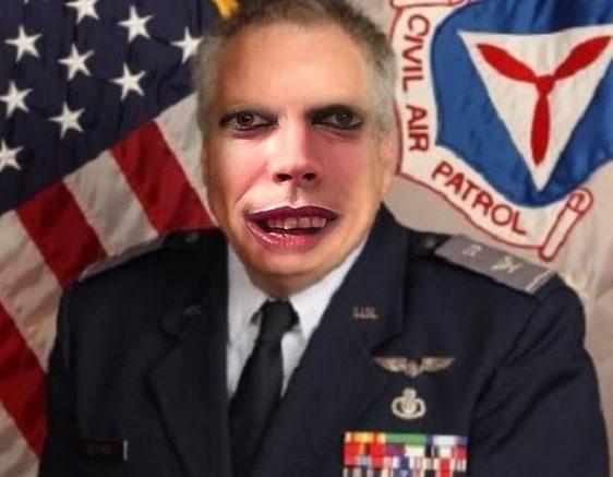 Col Frank N Freak, Civil Air Patrol