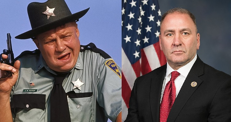 Avatar J.W. Pepper (Left) and Glen Clay Higgins U.S. House of Representatives from Louisiana's 3rd district