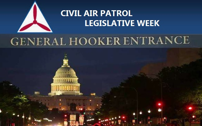 Civil Air Patrol Legislative Week Investigator Series