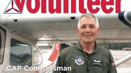 Civil Air Patrol Asset Ralph Abraham (R-LA-5)