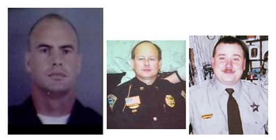 "Sgt Anthony S. Futrell and Maj Robert Stephen Kennedy and Richard E. ""Rick"" Ashley, Sr"