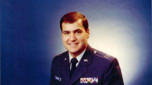 Stephen Governale, Lt Col, USAF