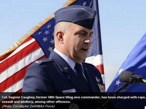 Air Force Rapists and Pedophiles