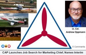 Civil Air Patrol Marketing Director