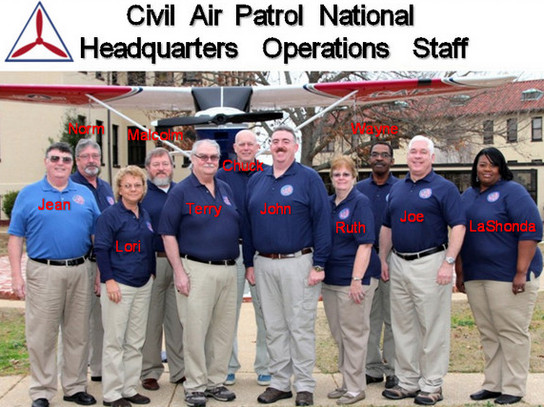 CAP National Headquarters Operations Staff