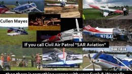Civil Air Patrol crashes