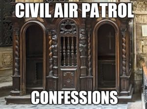 Civil Air Patrol Memes: CAP Confessions