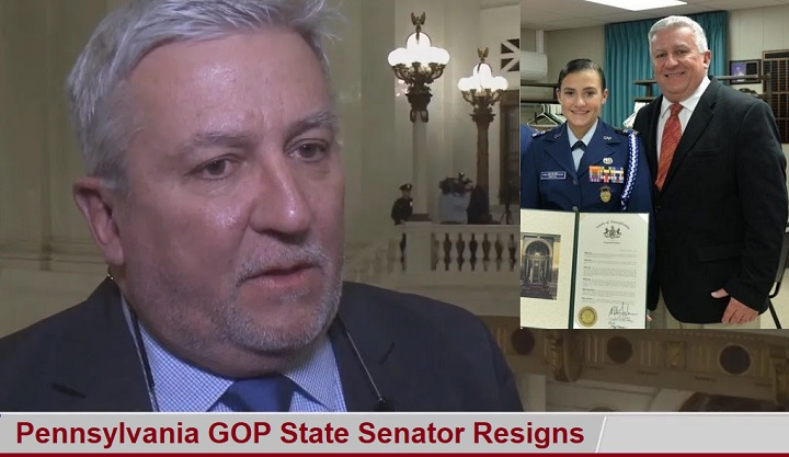 GOP Pennsylvania State Rep and Civil Air Patrol Asset Mike Folmer Resigns