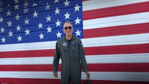 Air Force Flight Suit Ralph Abraham