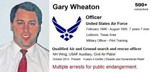 Civil Air Patrol Meme: Gary Wheaton USAF, CAP