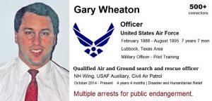 Civil Air Patrol Meme: Gary Wheaton USAF, CAP