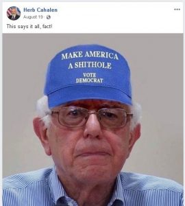Civil Air Patroll Memes: Bernie Sanders