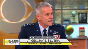 Lt Gen Jay B. Silveria, Superintendent Air Force Academy