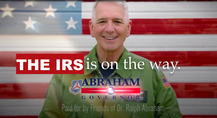 Ralph Abraham defies National Commander Directive